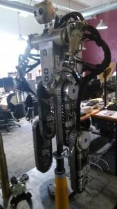 Robot at Vecna